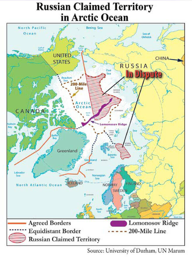 Topographical Map Arctic Region - Topographic map of austria 2008