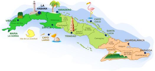 Cuba tourist map gumiabroncs Image collections