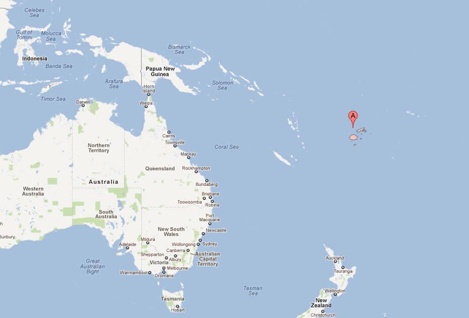 Fiji map map of fiji island australia gumiabroncs Image collections