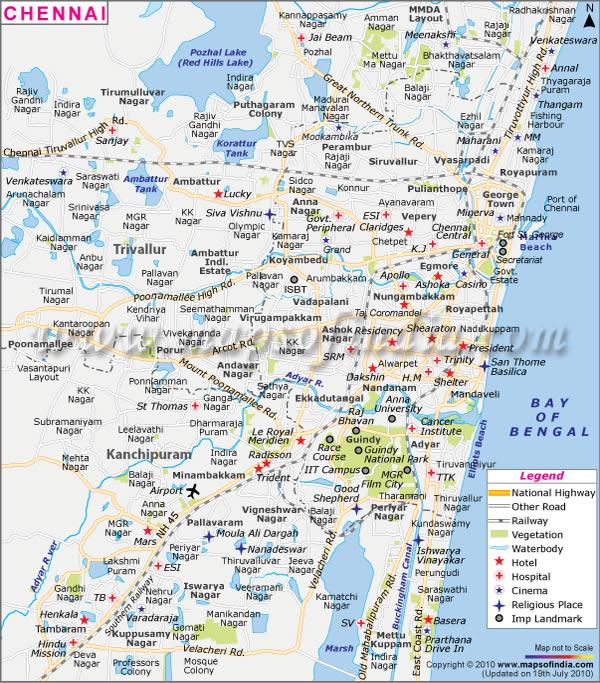 Satellite Map Of Chennai Satellite Map Of Chennai | compressportnederland Satellite Map Of Chennai