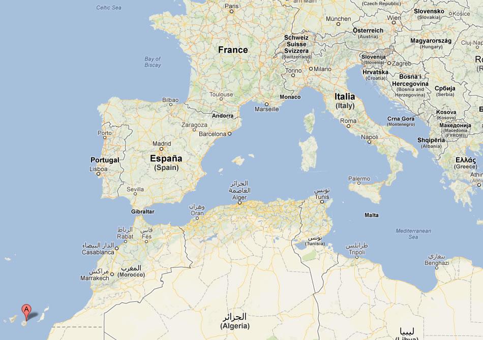 City map Las Palmas Spain pdf
