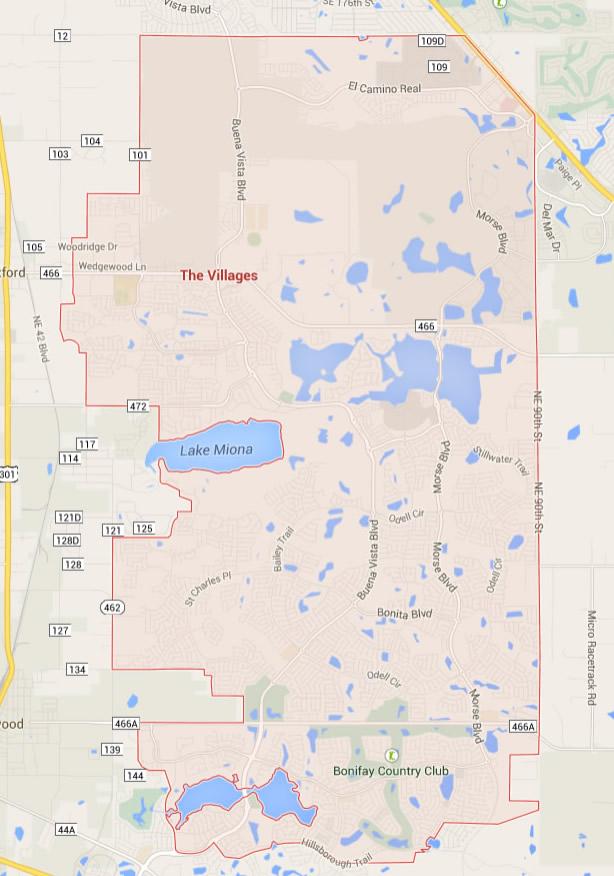 The Villages Florida Map.The Villages Florida Map Tvroxx